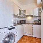 Kuchyně apartmánu Lanovka 29